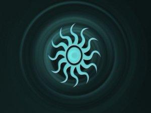 Sun Negative 8X10