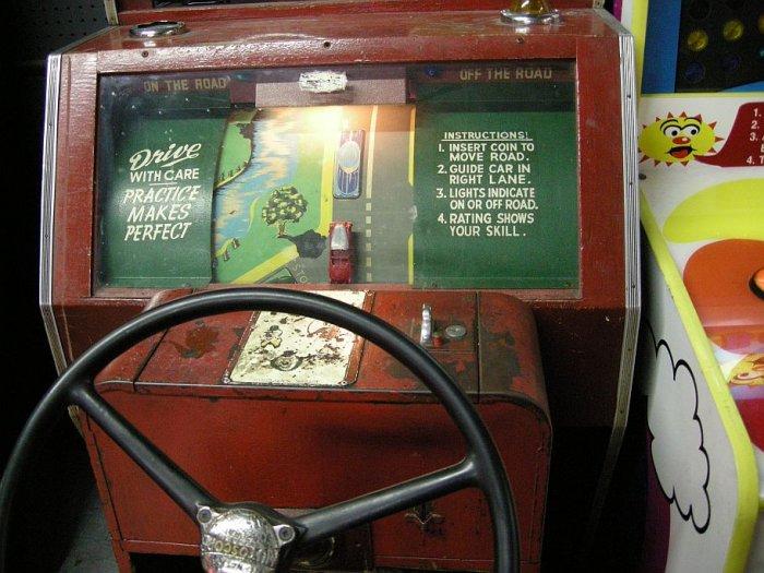 Old Machine 8X10
