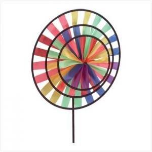 Rainbow Windwheel