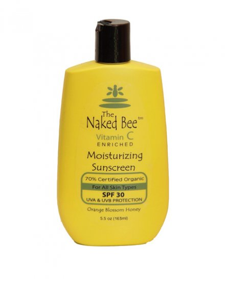 Moisturizing Sunscreen SPF 30 5.5 oz.