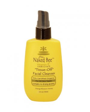 "Vitamin C ""Tissue Off"" Facial Cleanser 2.5 oz."