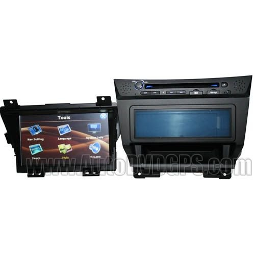ALL-IN-ONE Car DVD system with builtin GPS for Honda Accord