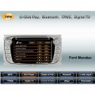 Advanced & High Quality 2 Din Car DVD GPS Player for Ford Mondeo + IPOD ready Bluetooth