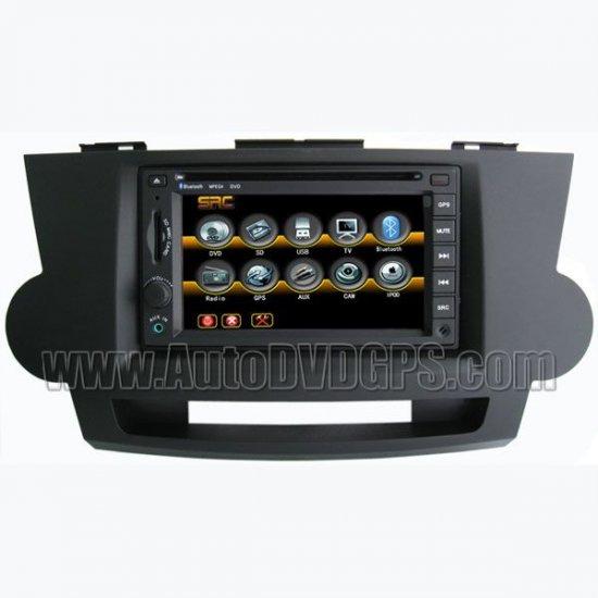 Toyota Highlander Car DVD GPS Navigation Video Audio touchscreen Radio