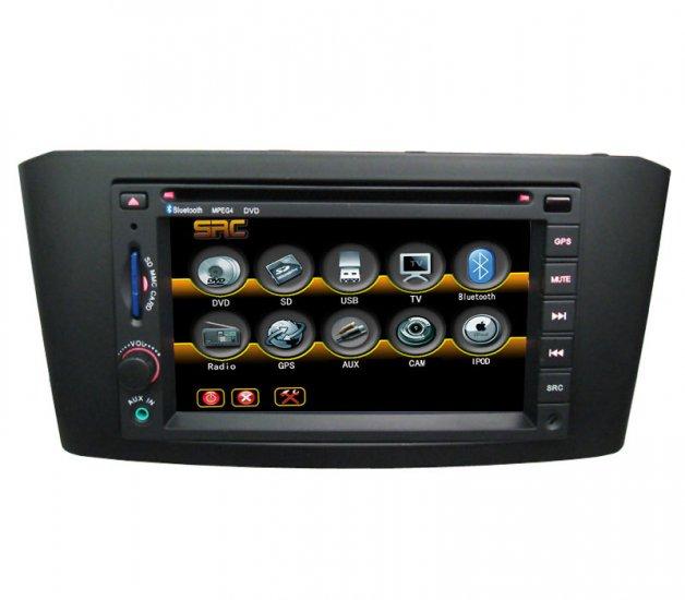 Car DVD GPS Navigation Video Audio touchscreen Radio for Toyota Avensis