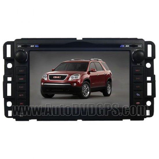 "GMC Yukon Acadia Sierra DVD player with indash GPS Navigation 7"" Digital Tuchscreen PIP RDS"