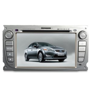 Newest DVD Player for Ford Mondeo with GPS Receiver RDS iPOD & V-CDC higher quality