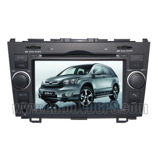 """Honda CR-V DVD Navigation 7"""" Digital HD touchscreen PIP RDS Bluetooth"""