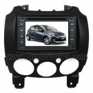 "OEM Mazda 2 DVD GPS Navigation player with 6.2"" Digital HD touchscreen + PIP RDS Bluetooth iPod"