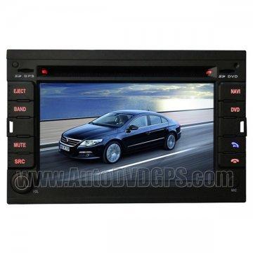 VW GOLF � DVD GPS player with Digital HD Tuchscreen