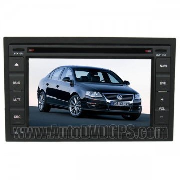 VW GOLF � Car DVD Player with GPS Navigation system and Digital HD touchscreen
