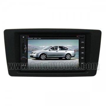 """Skoda Octavia DVD Navigation GPS Player + 6.2"""" Touchscreen"""