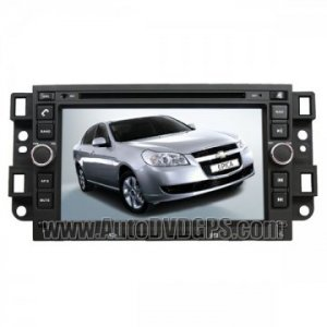 """Car DVD GPS player with 7"""" Digital Touchscreen for Chevrolet New Epica 2007 2008& LOVA"""