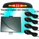 Rainbow LED Display Parking Sensor
