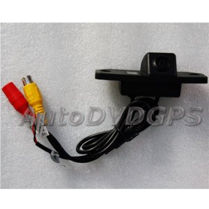 Car Reverse Rearview CCD backup camera for Ford Focus 3 carriages
