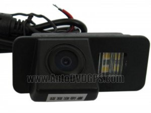 Car Reverse Rearview backup camera for Ford Mondeo & FIESTA & FOCUS of 2 Carriages