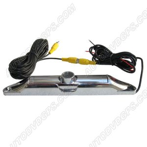 Lisence plate car rear view  Rearview backup reverse CCD camera