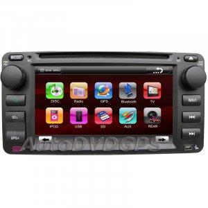 Toyota Tundra Solara GPS navigation DVD radio Digital Panel BT RDS iPOD