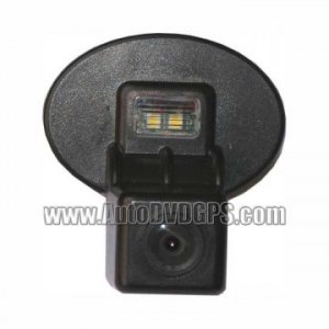 Car Reverse Rearview CCD camera for 2009 KIA FORTE+High Definition