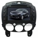 "Mazda 2 DVD GPS Navigation system+8"" Digital Touch Screen+RDS iPOD Steering Control"