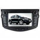 Aftermarket DVD GPS Navi Headunit Update + Bluetooth Phonebook For Toyota RAV4