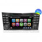 """7"""" Touchscreen DVD Player with GPS Navigation and BT iPod FM PIP RDS for Benz E-Class"""
