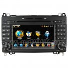 "Benz B200 DVD GPS player with 7"" Digital HD Touchscreen and Steering Wheel Control"