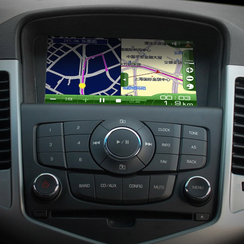 OEM GPS AutoRadio For Chevrolet Cruze +All In One Navigation Multimedia system Notebook