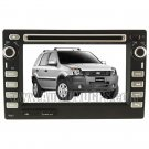 Update DVD GPS Navi Radio +All In One Multimedia system Notebook For Ford Ecosport
