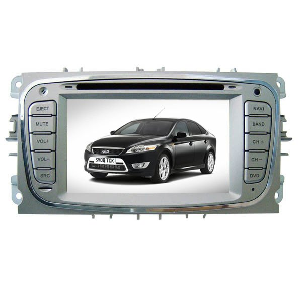 2008-2010 Ford Focus DVD GPS Navigation player with Digital Touchscreen and PIP/RDS/Bluetooth