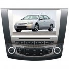 "8"" Digital HD Touchscreen GPS System with iPod BT Control for 7th 2003-07 Honda Accord"