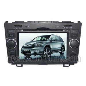 "Honda CR-V DVD Navigation player with 7"" Digital HD touchscreen & PIP RDS Bluetooth"