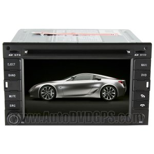 All-in-one 2002-07 Honda Fit Car DVD Navigation player with Digital Touch screen