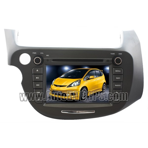 For Honda NEW FIT OEM Factory Navigation Radio +All In One Multimedia system Notebook