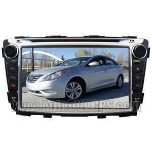 """VNA767 7""""HD TouchscreenDVDGPS Navigation Player with PIP RDS iPod V-CDC for2010 2011HYUNDAI ACCENT"""
