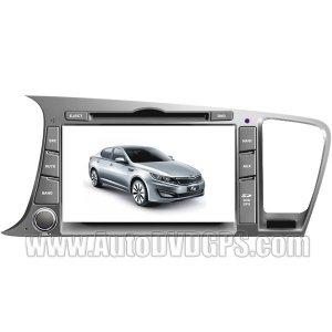 "KIA791 Car DVD Player with GPS navigation and8""HD touchscreen and Bluetooth for KIA K5&2011 OPTIMA"