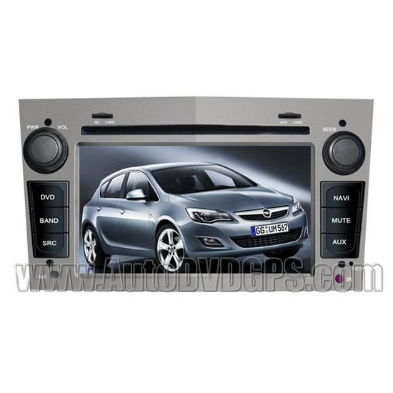 "7"" Digital HD Touch screen DVD player with indash GPS Navigation for Opel Astra Antara Corsa Zafira"