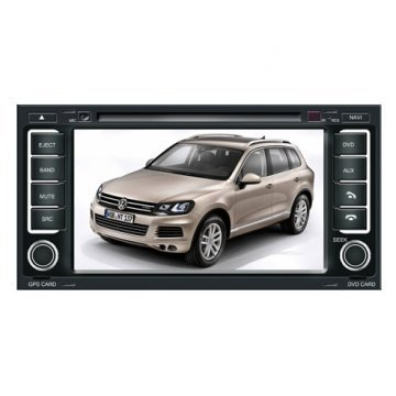 TRG742    VW Touareg DVD GPS player with Digital Touch screen / PIP RDS /V-CDC /CAN-BUS