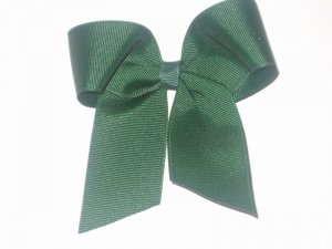 Classic Green Bow