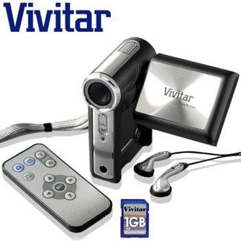 VIVITAR® 5.2 MP DIGITAL CAMCORDER