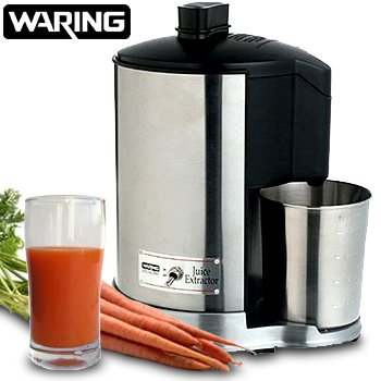 WARING® PROFESSIONAL JUICE EXTRACTOR