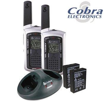 COBRA® 17 MILE GMRS/FRS 2-WAY RADIO