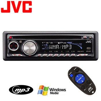 JVC® AM/FM CD RECEIVER