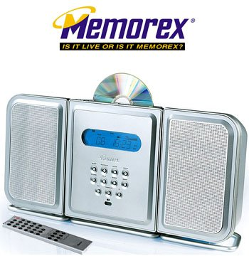 PLAYS CD-R /RW AND FEATURES A DIGITAL PLL AM/FM TUNER!