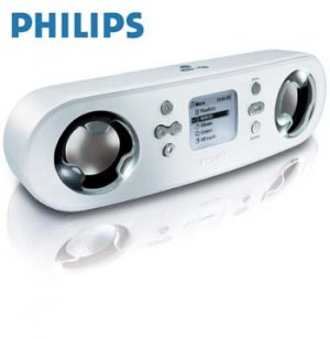 PHILIPS® PERSONAL SOUND SYSTEM
