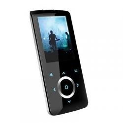 """Coby 8GB Black 2"""" TFT LCD Super-Slim MP3/Video Player With Touchpad"""