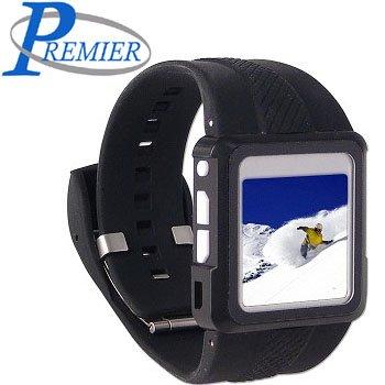 PREMIER® DIGITAL MP4 WRIST WATCH