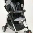 GRACO CLEO 6D00MEO3 STROLLER METEOR