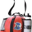 ORLANDO MAGIC Pebble Grain Basketball Ballbag w/ rubberized logo, NBA water bottle