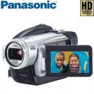 PANASONIC® HIGH DEFINITION VIDEO CAMCORDER/CAMERA